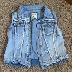 Jean overwear